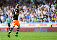 Sheffield Wednesday's Steven Fletcher<br /> <br /> Photographer Chris Vaughan/CameraSport<br /> <br /> The EFL Sky Bet Championship Play-Off Semi Final First Leg - Huddersfield Town v Sheffield Wednesday - Saturday 13th May 2017 - The John Smith's Stadium - Huddersfield<br /> <br /> World Copyright &copy; 2017 CameraSport. All rights reserved. 43 Linden Ave. Countesthorpe. Leicester. England. LE8 5PG - Tel: +44 (0) 116 277 4147 - admin@camerasport.com - www.camerasport.com