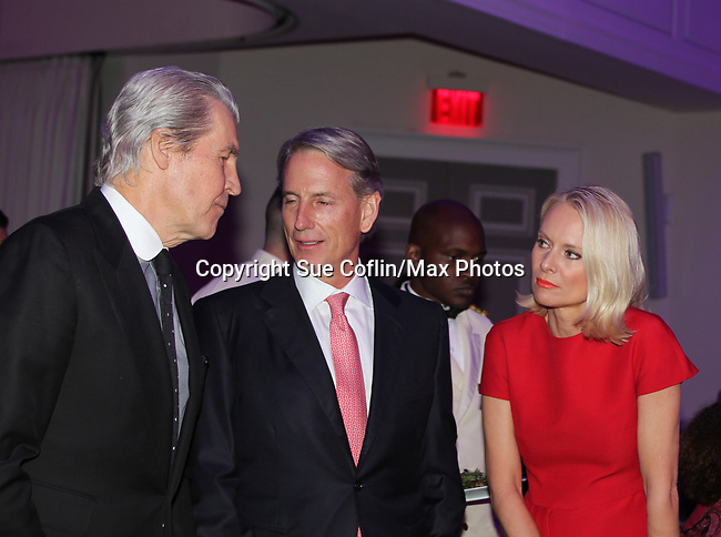 Terry Lundgren - Figure Skating in Harlem celebrates 20 years - Champions in Life benefit Gala on May 2, 2017 in New York Ciry, New York.   (Photo by Sue Coflin/Max Photos)