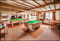 BNPS.co.uk (01202 558833)<br /> Pic: Strutt&amp;Parker/BNPS<br /> <br /> A sure bet...<br /> <br /> Embrace all things equestrian with this stunning country house and stud farm that was once home to a Grand National winner.<br /> <br /> Crimbourne Stud in Billingshurst, West Sussex, has everything a horse-lover could want or need but would also appeal to anyone looking for a new life in the country.<br /> <br /> The impressive estate was the home of Sir Eric Parker, a well-known and respected racehorse owner and breeder, who won the Grand National in 1991 with his horse Seagram.<br /> <br /> The 48-acre estate which includes a 15th century farmhouse, five other properties, an indoor swimming pool, sauna and tennis court, plus the stable yard is now on the market with Strutt &amp; Parker for &pound;4.95million.