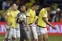 Colombia (COL) vs Chile (CHI), Barranquilla, 10-11-2016