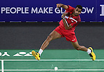 Comm Games Badminton - 27 July 2014