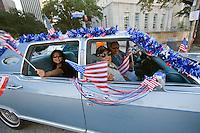 2013 Memorial Day Parade in Houston, TX.
