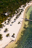 Aerial View, Islamorada Key, Florida Keys, Florida USA
