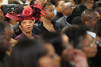 The Martin Luther King, Jr. Annual Commemorative Service is the spiritual hallmark of the King Holiday Observance Week in Atlanta, King's hometown. The church service is held at Ebenezer Baptist Church located near The King Center.<br /> <br /> This years service honored King's 83rd birthday.