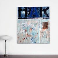 "Rolled Canvas Print: Inman: Soho #87, Digital Print, Image Dims. 41.5"" x 36"","