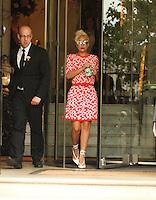 Lady Gaga and Celebrity Spotting London 9 June 2015