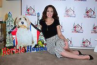 APR 16 Natasha Hamilton at Herbie Hound VIP TV launch