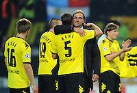 Fussball Uefa Champions League 2011/12: Borussia Dortmund - Olympiakos Piraeus