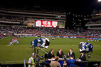 ESPN. The USMNT tied Mexico, 1-1, during their game at Lincoln Financial Field in Philadelphia, PA.