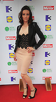 03/06/2014  <br /> Edele Lynch <br /> during the Pride of Ireland awards at the Mansion House, Dublin.<br /> Photo: Gareth Chaney Collins