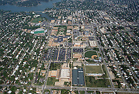 1997 April 17..Redevelopment.Old Dominion (R-28)..Aerial View.Looking East...NEG#.NRHA#..REDEV:ODU II 1 6:6