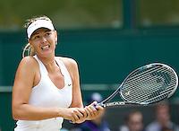 London, Wimbledon Tennis Day 12 02/07/2011..Petra Kvitova - Semi-Finals Gentlemen's singles..Photo: Frey Fotosports International /AMN.