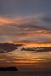 Ocotal, Guanacaste, Costa Rica; sunset over Papagayo Gulf , Copyright © Matthew Meier, matthewmeierphoto.com All Rights Reserved