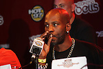 DMX Attends Boost Mobile in association with Guerilla Union Presents An East Coast ROCK THE BELLS FESTIVAL SERIES Press Conference and Fan Appreciation Party at Santos Party House, NY   6/13/12