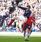 James McFadden booted into next week by John Arne Riise