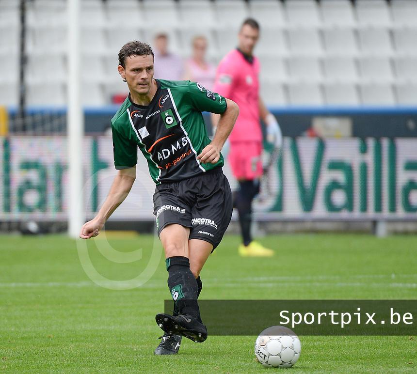 Cercle Brugge : Stef Wils <br /> foto VDB / BART VANDENBROUCKE