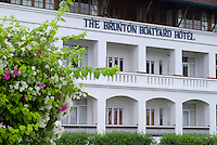 Fort Cochin, Kochi, Kerala, India, March 2008. The Brunton Boatyard Hotel run by CGH Earth is located in a Colonial building in the heart of town. Fort Cochin was colonialised by the Portugese, Dutch and British, It was an important port for the spice trade with the west. Photo by Frits Meyst/Adventure4ever.com