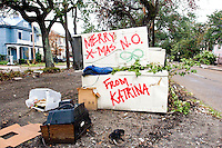 New Orleans: The Katrina Fridges