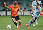 SOCCER - Brisbane closer to A-League's Premiers Plate after draw in Sydney