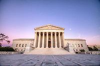 United States Supreme Court Building Washington DC
