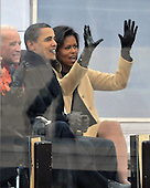 "Washington, DC - January 18, 2009 -- Michelle Obama enjoys the performance as United States President-elect Barack Obama and Vice President-elect Joseph Biden listen during the the ""Today: We are One - The Obama Inaugural Celebration at the Lincoln Memorial"" in Washington, D.C. on Sunday, January 18, 2009.  .Credit: Ron Sachs / CNP.(RESTRICTION: NO New York or New Jersey Newspapers or newspapers within a 75 mile radius of New York City)"