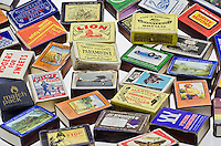 Collection of Assorted Matchboxes - 2013