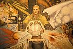 Diego Rivera Murals