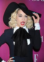 Rita Ora at the 4th Annual ELLE Women In Music Celebration - New York