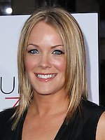 """HOLLYWOOD, LOS ANGELES, CA, USA - MAY 01: Andrea Anders at the Los Angeles Premiere Of Lifetime Television's """"Return To Zero"""" held at Paramount Studios on May 1, 2014 in Hollywood, Los Angeles, California, United States. (Photo by Xavier Collin/Celebrity Monitor)"""
