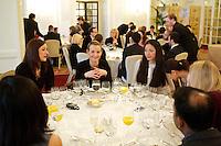 Louis Vuitton Awards Lunch