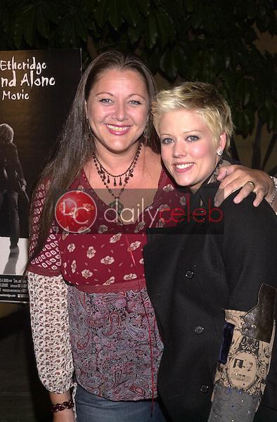 Camryn Manheim and Tammy Lynn Michaels
