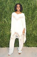 NEW YORK, NY - NOVEMBER 07: Kelly Rowland attends 13th Annual CFDA/Vogue Fashion Fund Awards at Spring Studios on November 7, 2016 in New York City. Photo by John Palmer/ MediaPunch