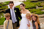 Shannon and Reagan.American Yacht Club Wedding.July 2010..