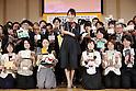 Natsu Miyashita wins Japan Nationwide Booksellers Award 2016