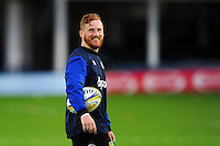 Rory Jennings of Bath United looks on during the pre-match warm-up. Aviva A-League match, between Bath United and Bristol United on September 19, 2016 at the Recreation Ground in Bath, England. Photo by: Patrick Khachfe / Onside Images