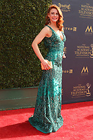 LOS ANGELES - APR 28:  Courtney Hope at the 2017 Creative Daytime Emmy Awards at the Pasadena Civic Auditorium on April 28, 2017 in Pasadena, CA