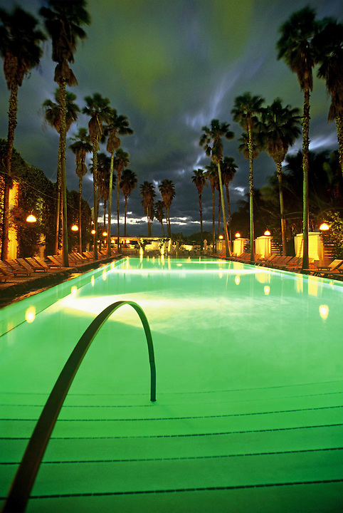 delano hotel pool south beach