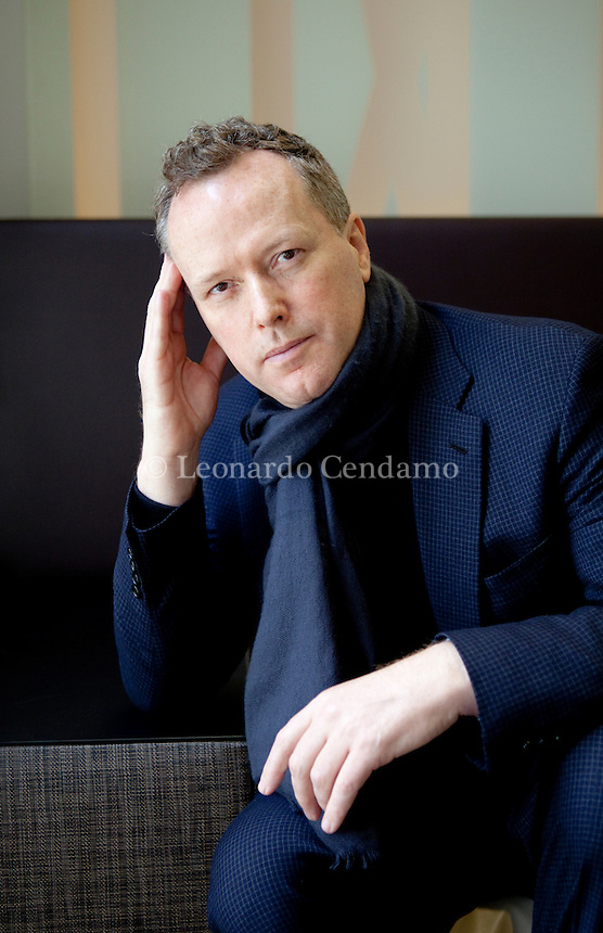 Edward St Aubyn (born January 14, 1960, in Cornwall) is a British author and journalist. He is the author of seven novels, of which Mother's Milk was shortlisted for the 2006 Man Booker Prize, won the 2007 Prix Femina Etranger, and won the 2007 South Bank Show award on literature. Milan, 23 aprile 2013. © Leonardo Cendamo / rosebud2