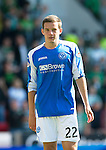 St Johnstone FC Season 2012-13.Peter Pawlett.Picture by Graeme Hart..Copyright Perthshire Picture Agency.Tel: 01738 623350  Mobile: 07990 594431