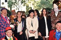Princess Stephanie of Monaco, Camille Gottlieb & Pauline Ducruet at 39th Monte-Carlo Circus Festival