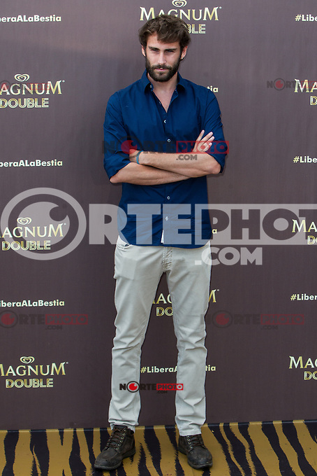 Fer Guayart during the launch party for the new range of Magnum ice cream at  ME Hotel Reina Victoria. Jun 15,2016. (ALTERPHOTOS/Rodrigo Jimenez) /NortePhoto.com