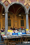Europe, France, Lille. Second hand books for sale in the Veille Bourse.