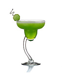 A Melon Margarita or martini