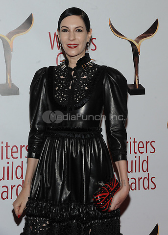 NEW YORK, NY - FEBRUARY 19: Jill Kargman attends the 69th Annual Writers Guild Awards New York ceremony at Edison Ballroom on February 19, 2017 in New York City. Photo by: John Palmer/ MediaPunch