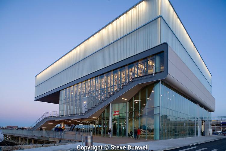 Institute of Contemporary Art, ICA, Boston, MA (Diller Scofidio ...: stevedunwell.photoshelter.com/image/I000047BcbkYviyU
