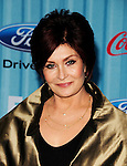 Sharon Osbourne at the American Idol Top 12 Party at AREA on March 5, 2009 in Los Angeles, California...Photo by Chris Walter/Photofeatures.
