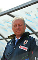 Alberto Zaccheroni (JPN), NOVEMBER 11, 2011 - Football / Soccer : 2014 FIFA World Cup Asian Qualifiers Third round Group C match between Tajikistan - Japan at Central Stadium in Dushanbe, Tajikistan. (Photo by Jinten Sawada/AFLO)