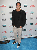 Joe Francis.Bravo's Andy Cohen's Book Release Party For &quot;Most Talkative: Stories From The Front Lines Of Pop Held at SUR Lounge, West Hollywood, California, USA..May 14th, 2012.full length grey gray jeans denim black jacket.CAP/ADM/KB.&copy;Kevan Brooks/AdMedia/Capital Pictures.