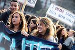 Studentesse e studenti contro Buona scuola e Governo Renzi