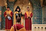 Easter, Armenian Orthodox Maundy Thursday ceremony
